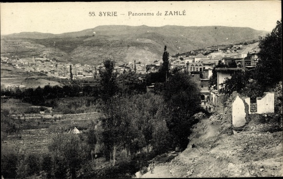 Ak Zahlé Libanon, Panorama