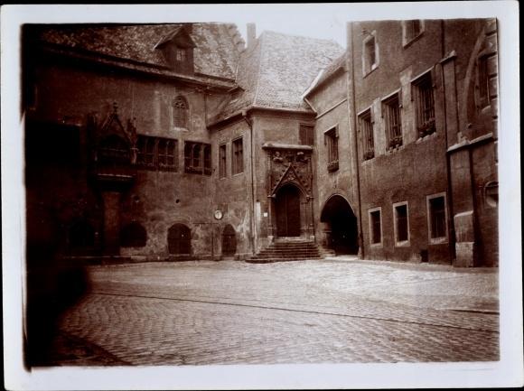 Foto Regensburg an der Donau Oberpfalz, Rathaus