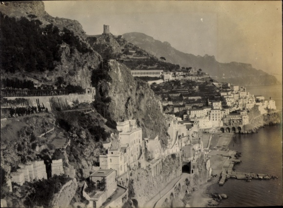 Foto Amalfi Campania, Panorama
