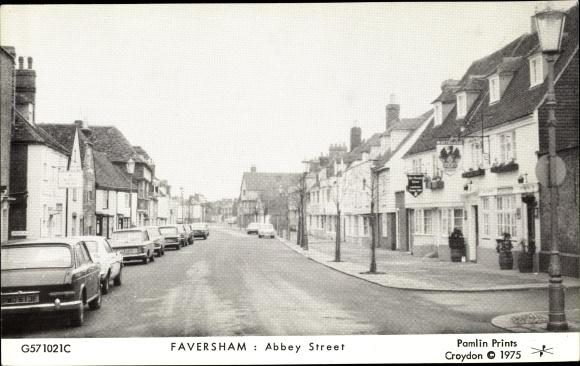 Ak Faversham South East, Abbey Street