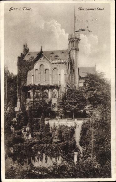 Ak Jena in Thüringen, Normannenhaus 0