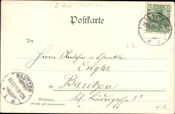 Ak Leipzig in Sachsen, Kgl. Konservatorium, Prof. Dr. S. Jadassohn 1