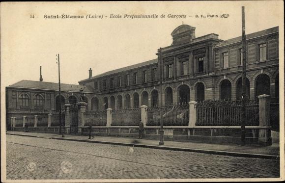 Ak Saint Étienne Loire, École Professionnelle de Garcons 0