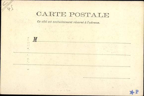 Ak Gien Loiret, Le Château 1