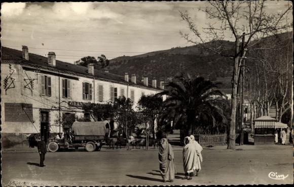 Ak Tizi Ouzou Algier Alger Algerien, Grand Hôtel Koller