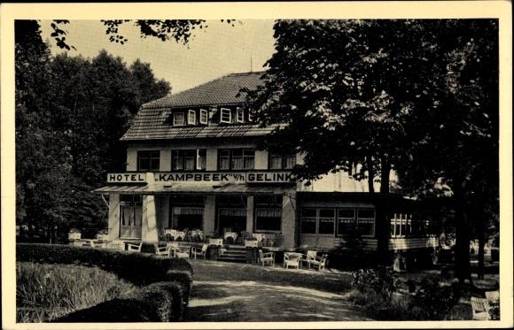 Ak Denekamp Overijssel, Hotel Kampbeek