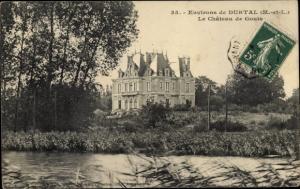 Ak Durtal Maine et Loire, Le Château de Gouis