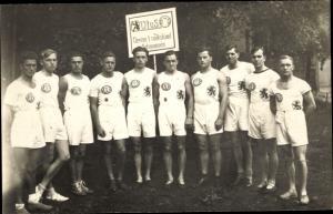 Foto Ak V.J.v.S. Verein für volkstümliches Schwimmen