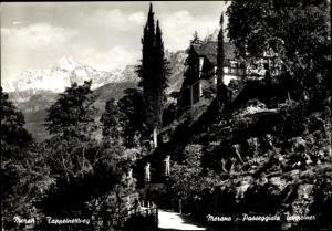 Ak Meran Merano Südtirol, Tappeinerweg, Passeggiata Tappeiner