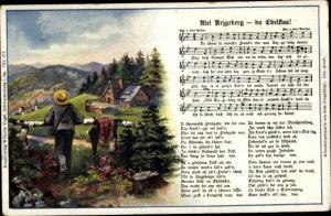 Lied Ak Vogel, Wilhelm, Mei Arzgeberg