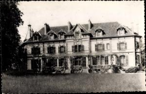 Ak Selles Saint Denis Loir et Cher, Le Château des Anges