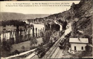 Ak Souillac Lot, Le Pas du Rayase au Rocher Pointe