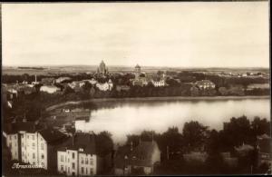 Ak Choszczno Arnswalde Ostbrandenburg, Panorama
