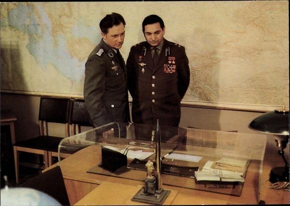 Ak Gemeinsamer Kosmosflug UdSSR/DDR, Waleri Bykowski, Sigmund Jähn 0