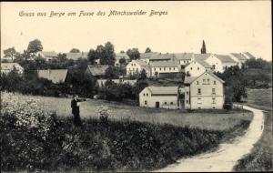 Ak Wilthen im Kreis Bautzen Sachsen, Mönchswalder Berg
