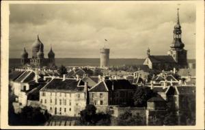 Ak Tallinn Reval Estland, Toompää, Domberg
