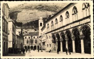 Ak Dubrovnik Kroatien, Knezev Dvor