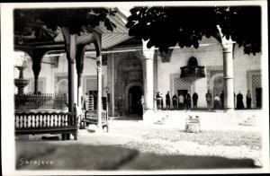 Ak Sarajevo Bosnien Herzegowina, Moschee