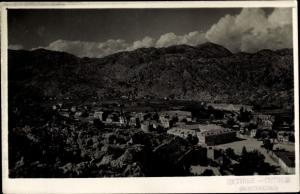 Ak Cetinje Montenegro, Gesamtansicht