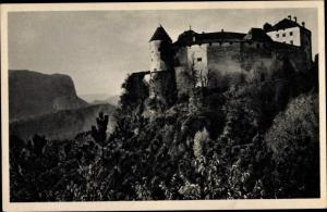 Ak Bled Veldes Slowenien, Burg, Landschaft