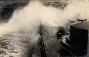Foto Ak Deutsches Kriegsschiff, Braunschweig, Linienschiff