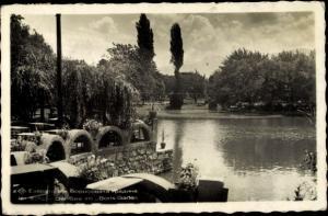 Ak Sofia Bulgarien, Der See im Boris Garten