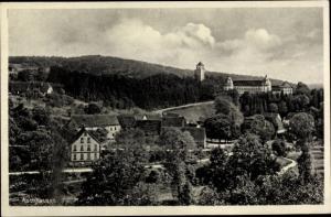 Ak Aschhausen Schöntal Baden Württemberg