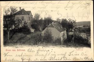 Ak Trier in Rheinland Pfalz, Villa Bellevue