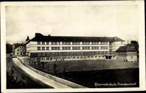 Ak Freudenstadt im Nordschwarzwald, Oberrealschule