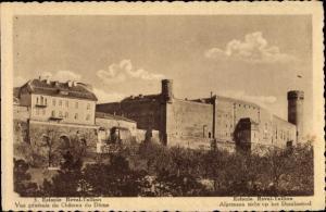 Ak Tallinn Reval Estland, Vue générale du Chateau du Dome