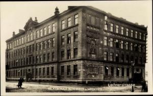 Ak Wien 3. Landstraße Österreich, Volksschule für Knaben und Mädchen, Lechnerstraße