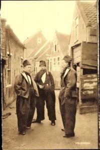 Edam Volendam Nordholland Niederlande