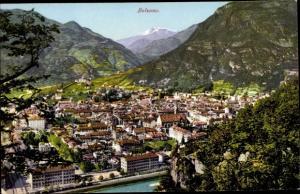 Ak Bozen Bolzano Südtirol, Panorama
