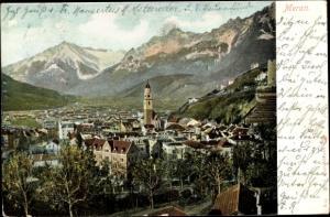 Ak Meran Merano Südtirol, Panorama