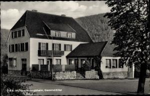 Ak Gemünden Wohra Hessen, DRK Müttererholungsheim