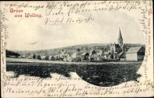 Ak Welling Mayen Koblenz, Panorama