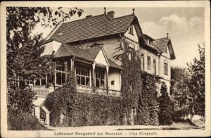 Ak Rengsdorf im Westerwald Rheinland Pfalz, Villa Elisabeth