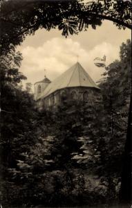 Ak Mirow in Mecklenburg Vorpommern, Kirche