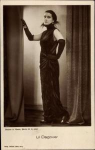 Ak Schauspielerin Lil Dagover, Portrait