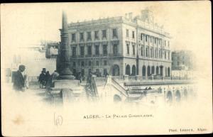 Ak Algier Alger Algerien, Le Palais Consulaire