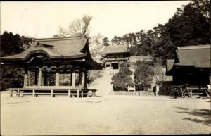 Foto Ak Tokio Präf. Tokio Japan, Shrine