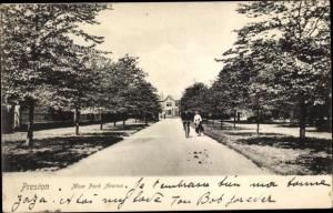 Ak Preston Lancashire, Moor Park Avenue