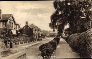 Ak Wellington Somerset South West England, High Path
