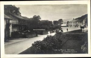 Ak Ullswater North West England, Pooley Bridge