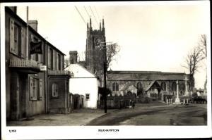Ak Kilkhampton South West England, Street View, Church
