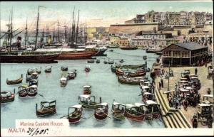 Ak Valetta Malta, Marina Custom House