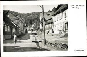 Ak Bad Lauterberg im Harz, Kummelstraße