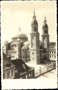 Ak Sibiu Hermannstadt Rumänien, Kathedrale