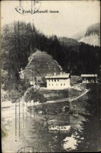 Ak Brandenberg in Tirol, Erzherzog Johann Klause