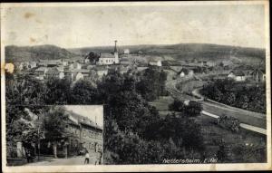 Ak Nettersheim Eifel Nordrhein Westfalen, Teilansichten, Panorama, Gasthof Kley